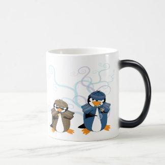 Inspector Penguin & Company Magic Mug