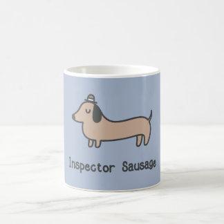 Inspector Sausage Coffee Mug
