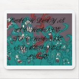 iNSPIRATION AND CHARMS Mouse Pad