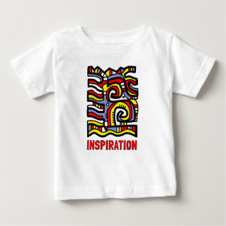 """Inspiration"" Baby Fine Jersey T-Shirt"