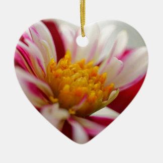 Inspiration Ceramic Heart Ornament