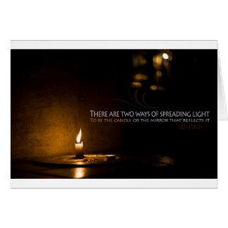 Inspiration | Edith Wharton Card