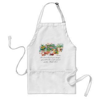 Inspiration Garden Standard Apron