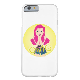 Inspiration Illustration: OMG Girl Barely There iPhone 6 Case