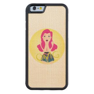 Inspiration Illustration: OMG Girl Maple iPhone 6 Bumper Case