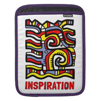 """""""Inspiration"""" iPad, iPad Mini, MacBook Air Sleeve"""