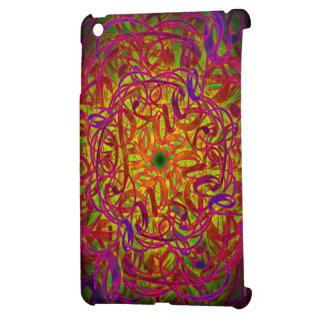 "Inspiration Mandala - ""Peace"" Cover For The iPad Mini"