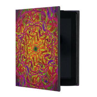 """Inspiration Mandala - """"Peace"""" Covers For iPad"""
