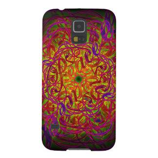 "Inspiration Mandala - ""Peace"" Galaxy S5 Cases"