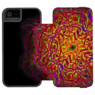 "Inspiration Mandala - ""Peace"" Incipio Watson™ iPhone 5 Wallet Case"