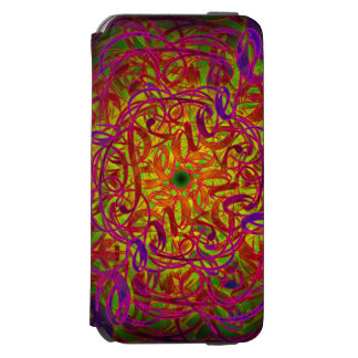 "Inspiration Mandala - ""Peace"" Incipio Watson™ iPhone 6 Wallet Case"
