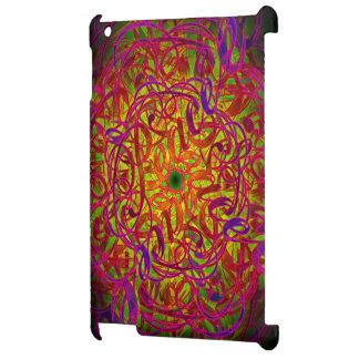 "Inspiration Mandala - ""Peace"" iPad Cover"