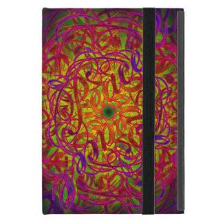"""Inspiration Mandala - """"Peace"""" iPad Mini Case"""