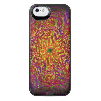 "Inspiration Mandala - ""Peace"" iPhone SE/5/5s Battery Case"