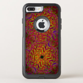 "Inspiration Mandala - ""Peace"" OtterBox Commuter iPhone 8 Plus/7 Plus Case"