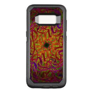 """Inspiration Mandala - """"Peace"""" OtterBox Commuter Samsung Galaxy S8 Case"""