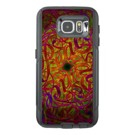 "Inspiration Mandala - ""Peace"" OtterBox Samsung Galaxy S6 Case"