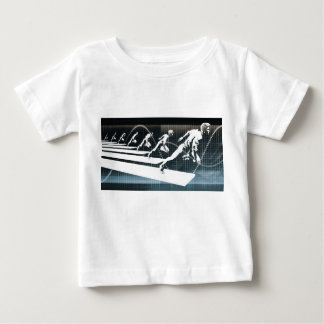 Inspiration or Inspirational Ideas as a Business Baby T-Shirt