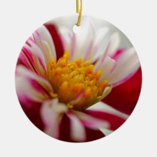 Inspiration Round Ceramic Ornament