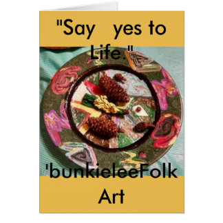Inspiration, Self-Activation, Greeting Cards, Home Card
