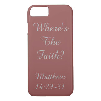 Inspirational and Bold iPhone 7 Case