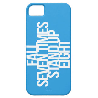 Inspirational and motivational quote iPhone 5 cover