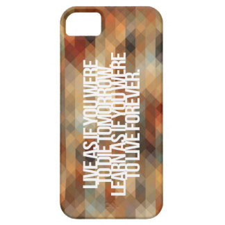 Inspirational and motivational quote iPhone 5 covers