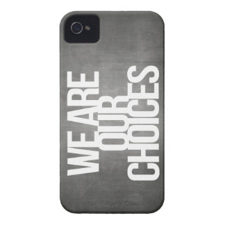Inspirational and motivational quotes iPhone 4 cover