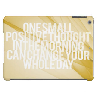 Inspirational and motivational quotes iPad air cover