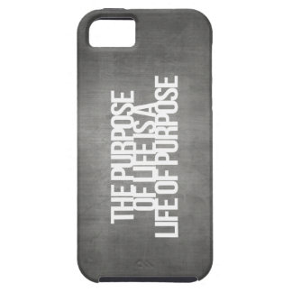 Inspirational and motivational quotes iPhone 5/5S cover