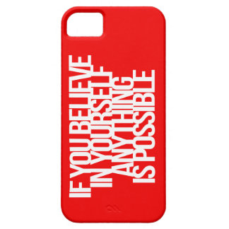 Inspirational and motivational quotes cover for iPhone 5/5S