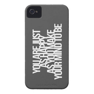 Inspirational and motivational quotes Case-Mate iPhone 4 case