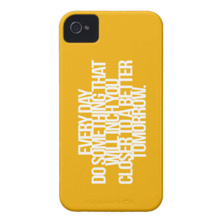 Inspirational and motivational quotes iPhone 4 Case-Mate case