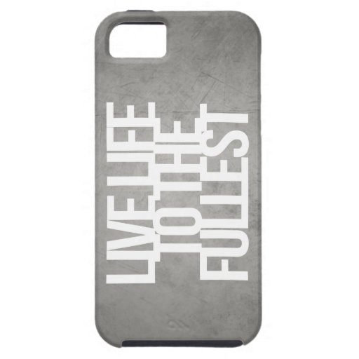 Inspirational and motivational quotes iPhone 5 covers