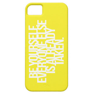 Inspirational and motivational quotes iPhone 5 cases