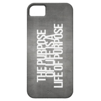 Inspirational and motivational quotes case for iPhone 5/5S