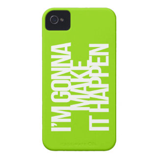 Inspirational and motivational quotes iPhone4 case