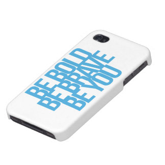 Inspirational and motivational quotes case for iPhone 4