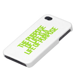 Inspirational and motivational quotes iPhone 4 covers