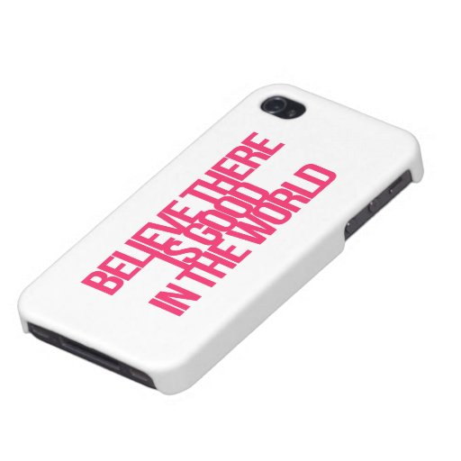 Inspirational and motivational quotes iPhone 4/4S covers