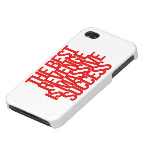 Inspirational and motivational quotes cases for iPhone 4