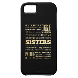 Inspirational Art - Sisters iPhone 5 Cases