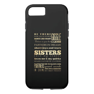 Inspirational Art - Sisters iPhone 7 Case