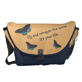 Inspirational Bag Large - Rise Up Messenger Bags
