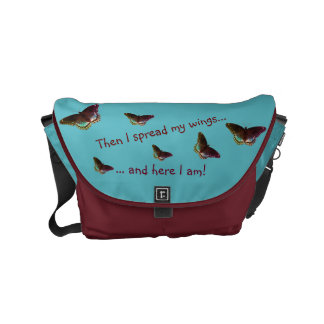 Inspirational Bag Small - Rise Up Commuter Bag