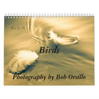 Inspirational Bird Calendar