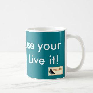 Inspirational Bumper Sticker - Be You Coffee Mug