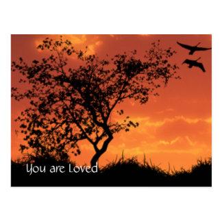 Inspirational Card One Postcard