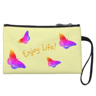 Inspirational Clutch - Rise Up Wristlet Clutches