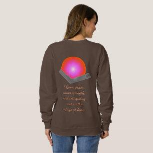 Inspirational Glow Sweatshirt